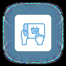 responsive mobile icon